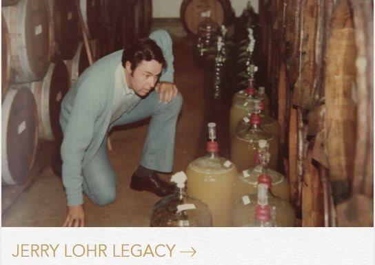 The J. Lohr Family Story