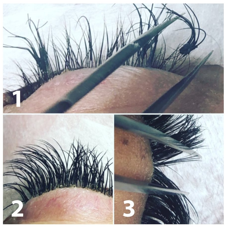 Caution: why all eyelash extension services are not equal